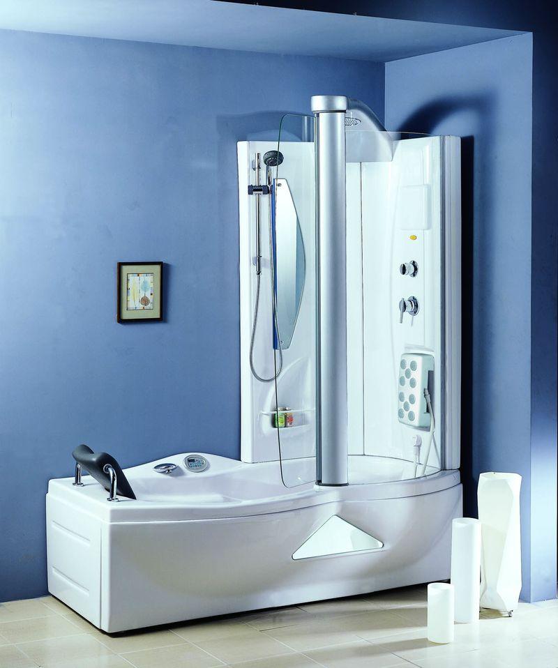 Гидробокс – душевая кабина с ванной4