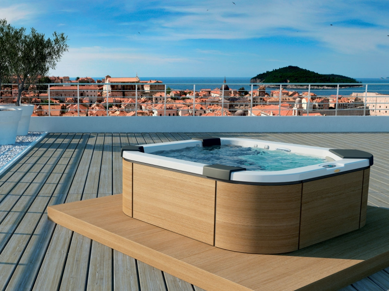 Гидромассажный бассейн spa – максимум пользы и релакса!1