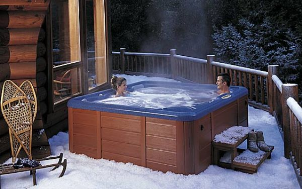Гидромассажный бассейн spa – максимум пользы и релакса!2