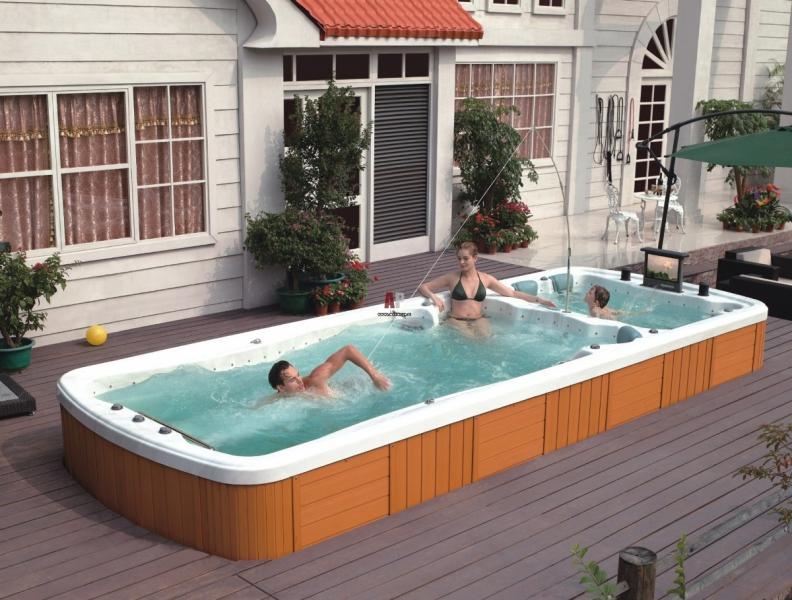 Гидромассажный бассейн spa – максимум пользы и релакса!3