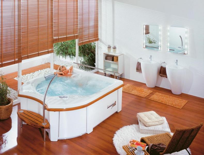 Гидромассажный бассейн spa – максимум пользы и релакса!4