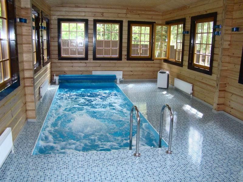 Гидромассажный бассейн spa – максимум пользы и релакса!0
