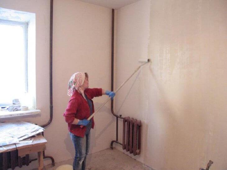 Грунтовка бетоноконтакт – самое лучшее средство для малопористых оснований1
