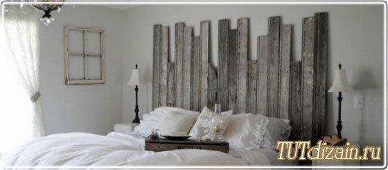 Идеи декора спальни: оформление изголовья кровати4