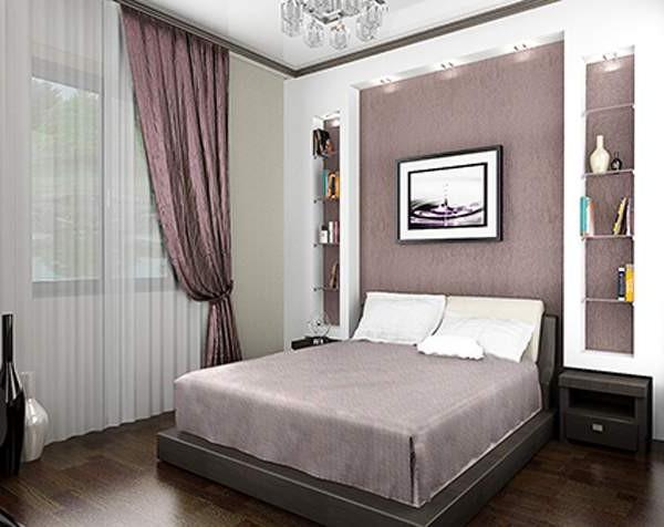 Идеи декора спальни: оформление изголовья кровати6