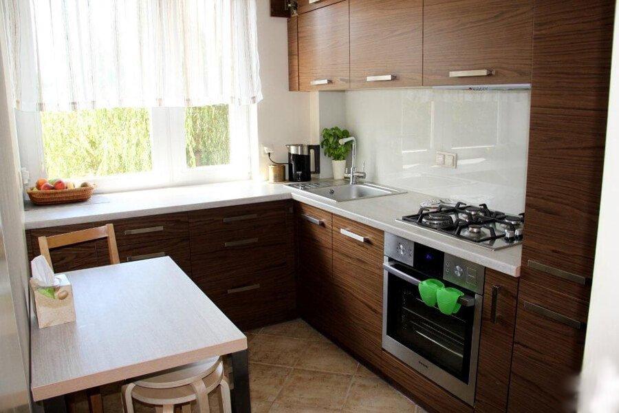 Идеи для маленькой кухни: советы по оформлению, фото1