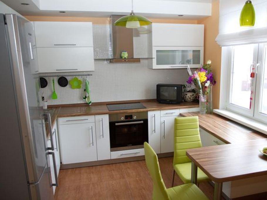 Идеи для маленькой кухни: советы по оформлению, фото2