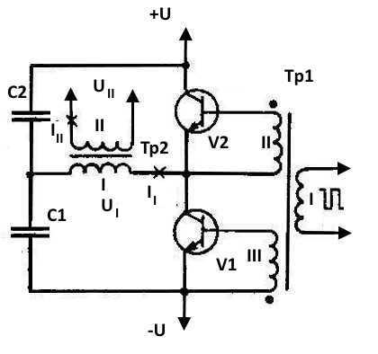 Импульсный трансформатор: основные виды и характеристики6