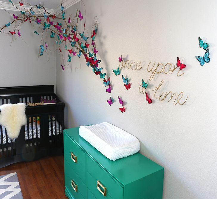 Интересные идеи декора стен своими руками: практические советы5