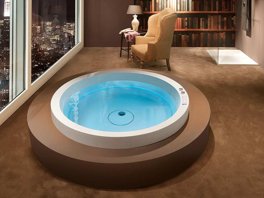 Итальянские ванны – безупречный стиль и великолепное качество0