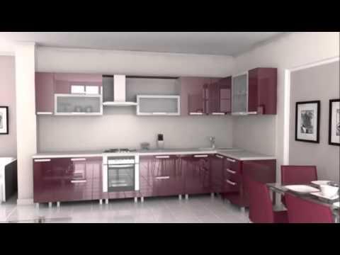 Как и каким цветом покрасить кухню1