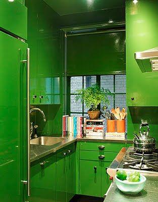 Как и каким цветом покрасить кухню4