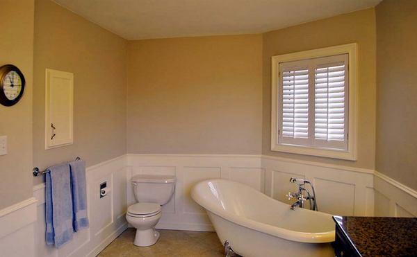 Как использовать в ванной комнате жидкие обои2