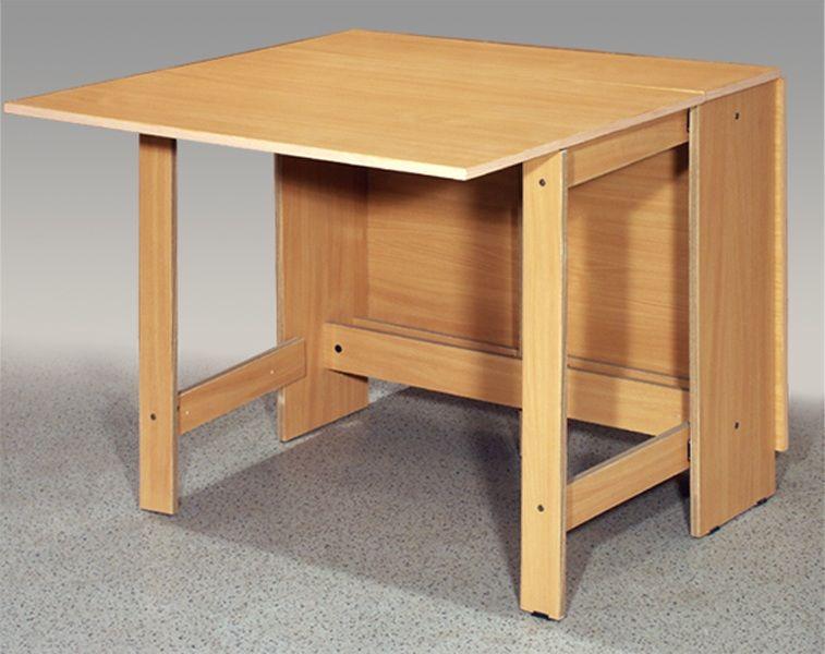 Как изготовить раскладной стол своими руками0