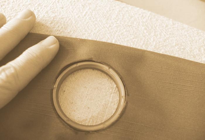 Как крепить люверсы для штор: подробная инструкция6