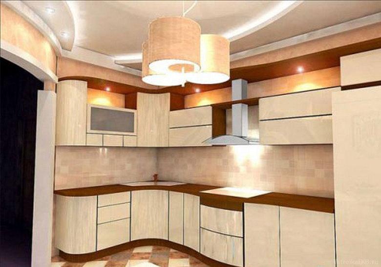 Как лучше оформить рабочую зону на кухне5