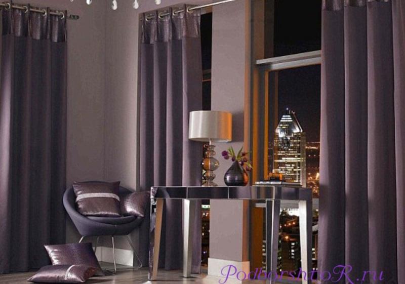 Как не ошибиться при выборе штор для зала: советуют дизайнеры3