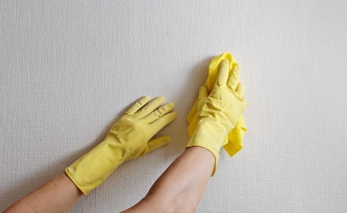 Как очистить обои от грязи: инструкция0
