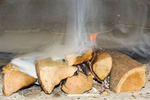 Как отопить баню дровами?2