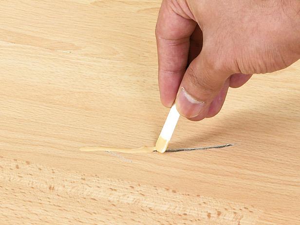 Как отремонтировать ламинат своими руками5