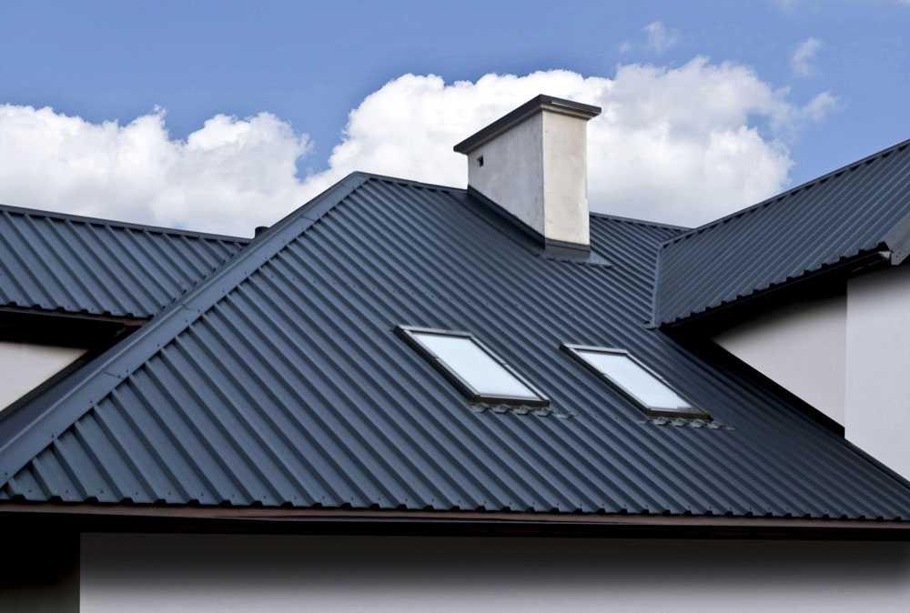Как покрыть крышу профлистом: пошаговая инструкция, обработка узлов0
