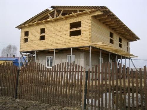 Как построить второй этаж1