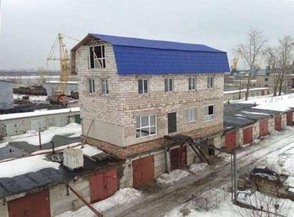 Как построить второй этаж4