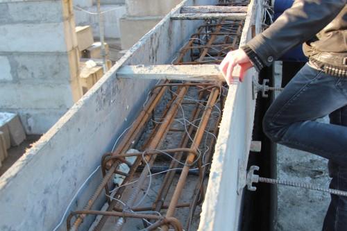 Как прогреть бетон зимой?6