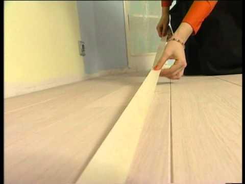Как произвести окраску деревянных полов?4