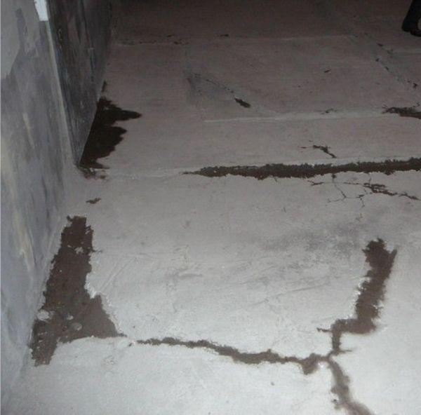 Как произвести ремонт бетонного пола своими руками?0