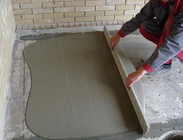 Как произвести ремонт бетонного пола своими руками?2