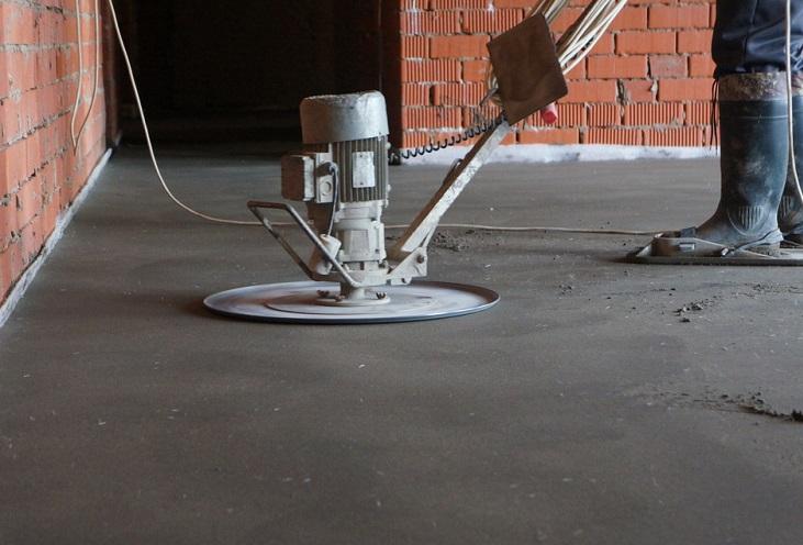 Как произвести ремонт бетонного пола своими руками?4