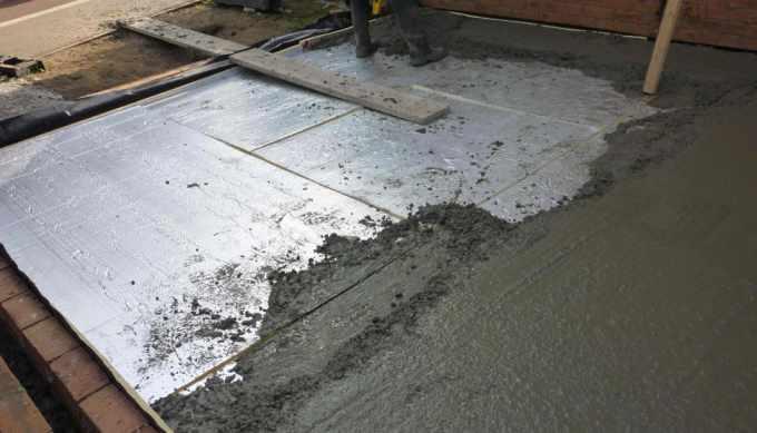 Как произвести ремонт бетонного пола своими руками?5