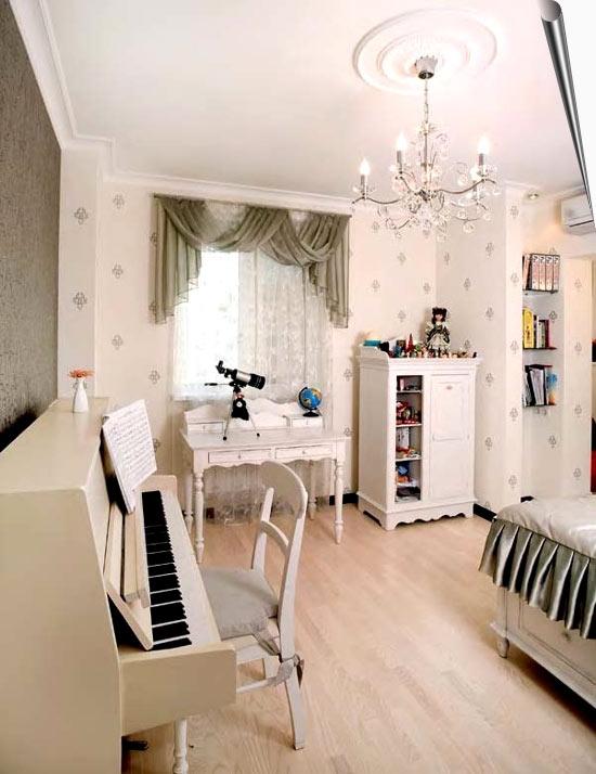 Как разместить пианино в интерьере вашего дома1