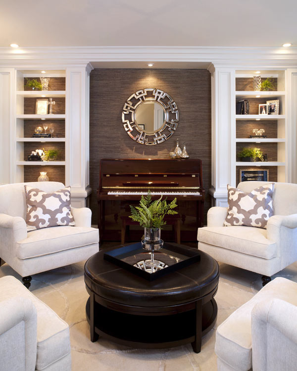 Как разместить пианино в интерьере вашего дома7