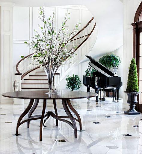 Как разместить пианино в интерьере вашего дома8