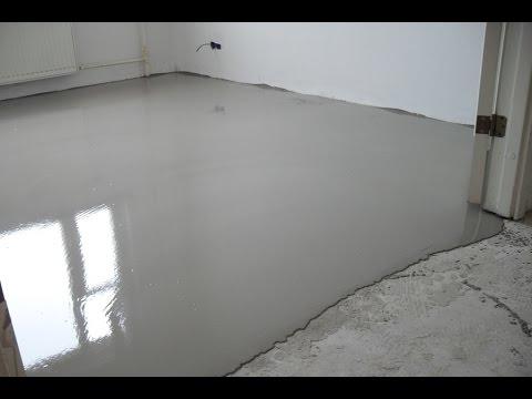 Как ровно залить пол бетоном в доме или квартире самостоятельно (видео)1