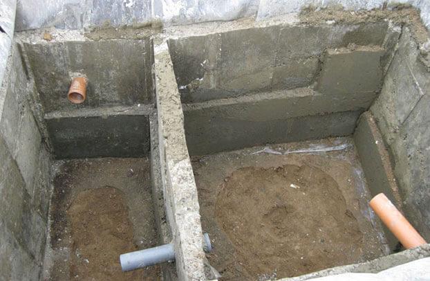 Как сделать дачную канализацию1