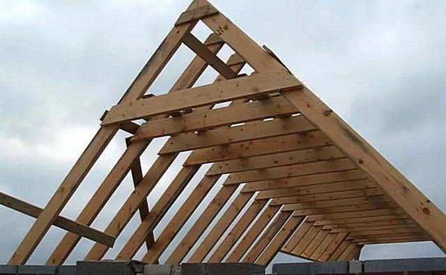 Как сделать двухскатную крышу: пошаговая инструкция в фото и видео4