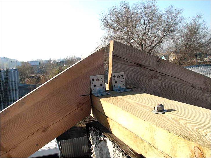 Как сделать двухскатную крышу: пошаговая инструкция в фото и видео5