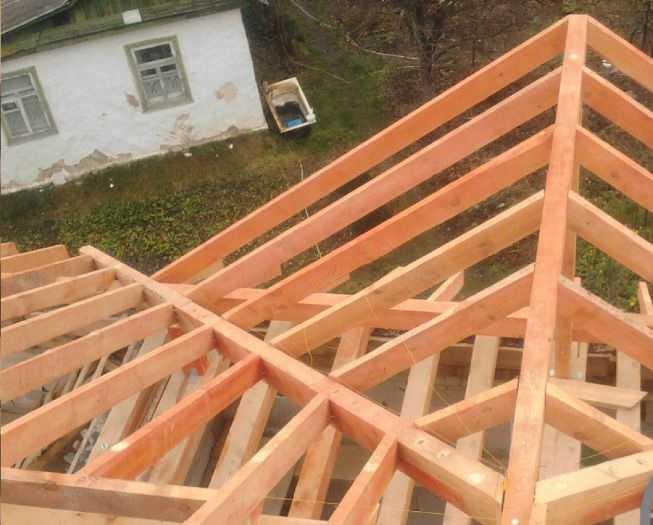 Как сделать ендову на крыше0