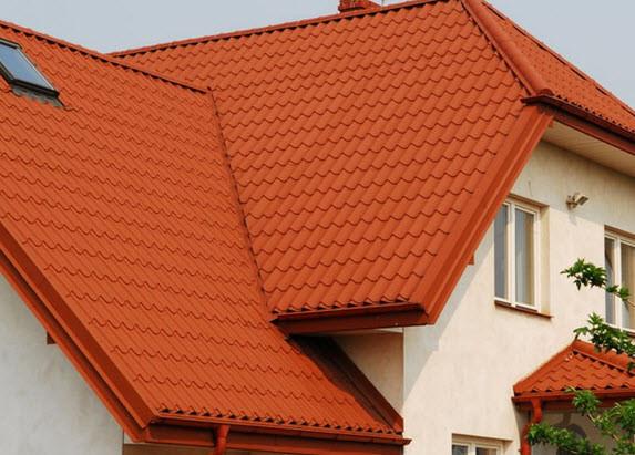 Как сделать ендову на крыше1