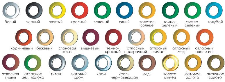 Как сделать кольца на шторы: инструкция, инструменты4