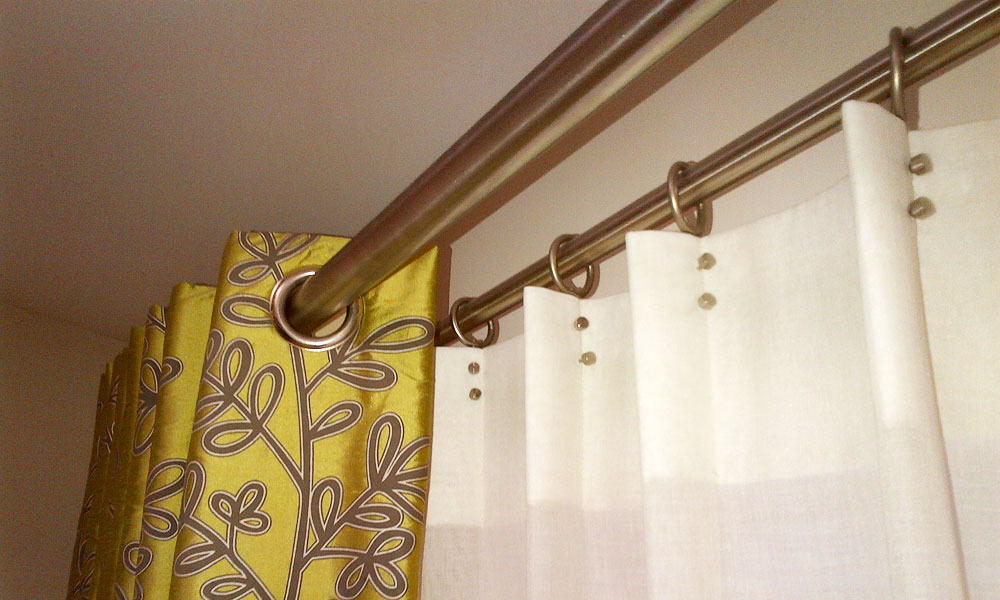 Как сделать кольца на шторы: инструкция, инструменты5
