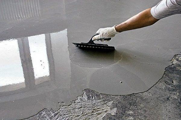 Как сделать самонивелирующийся наливной пол своими руками?1