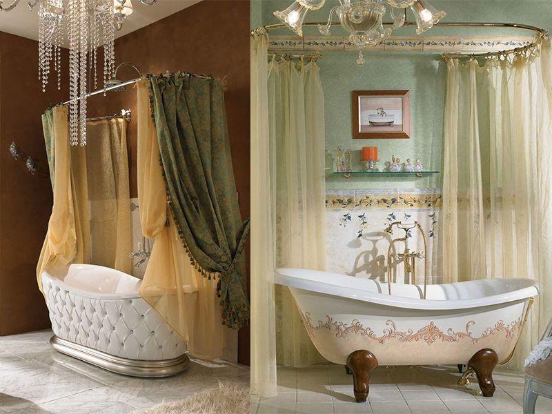 Как сделать шторку для ванной своими руками3