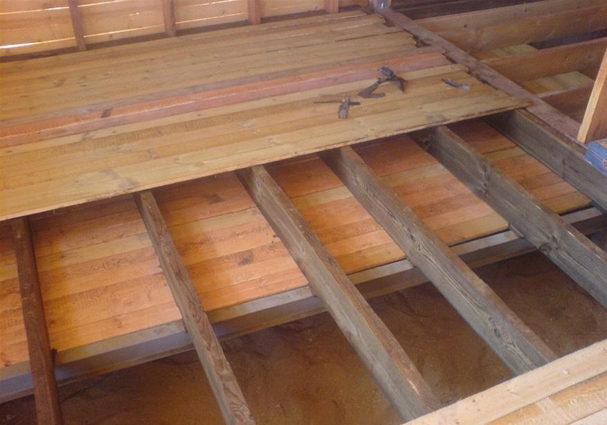 Как сделать теплый пол в частном доме на деревянный пол2