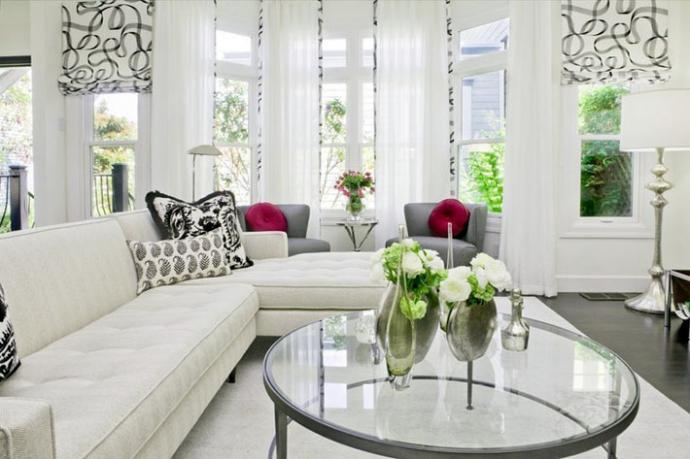 Как создать идеальный интерьер гостиной комнаты2