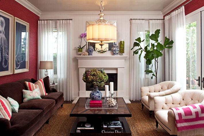 Как создать идеальный интерьер гостиной комнаты3