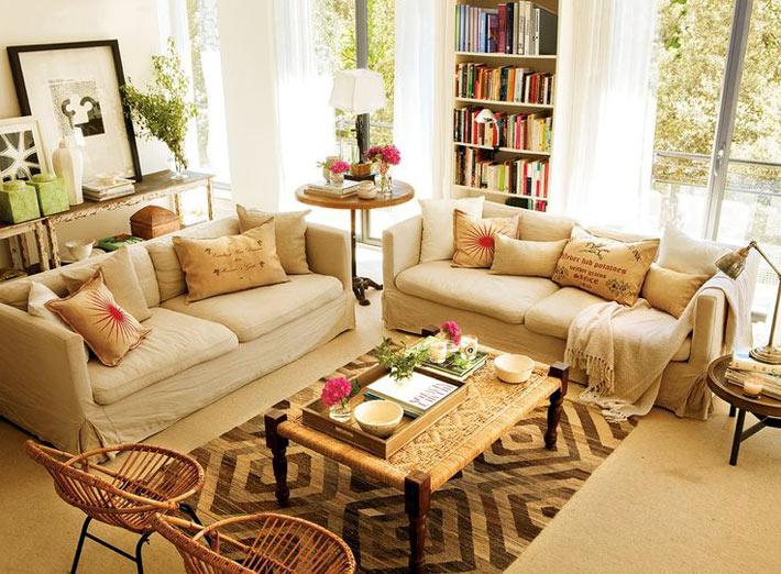Как создать идеальный интерьер гостиной комнаты5